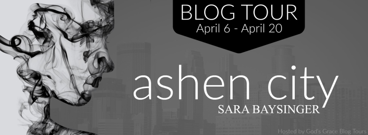 Ashen City Blog Tour
